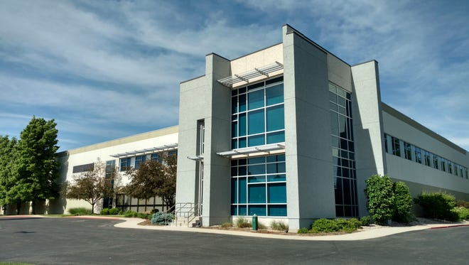 The former LSI building at 2001 Danfield Court recently sold for $5.65 million.