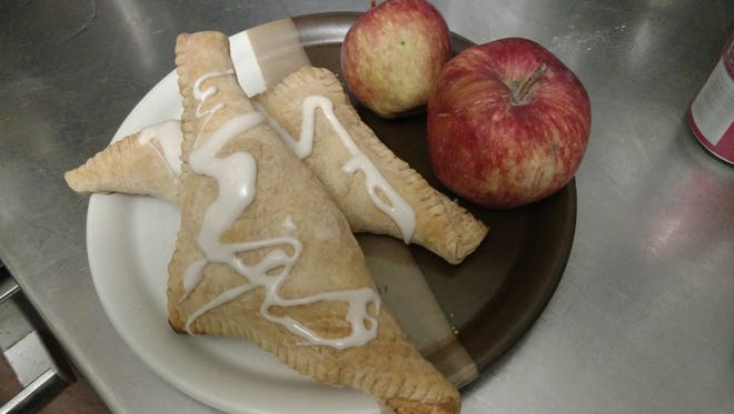 Apple turnovers are the perfect fall treat.