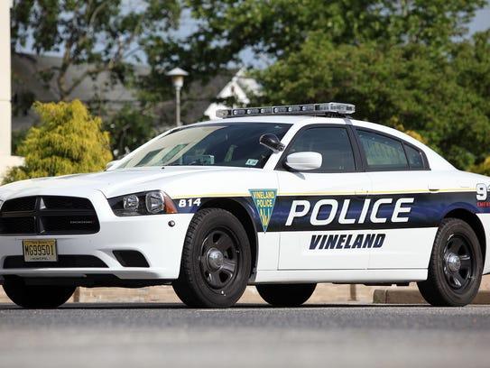 Vineland police for feb 7 for Motor vehicle vineland nj