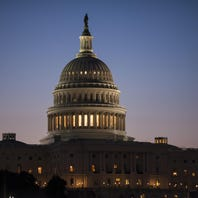 Congressional roll call: How WNC's DC reps voted week of Oct. 5