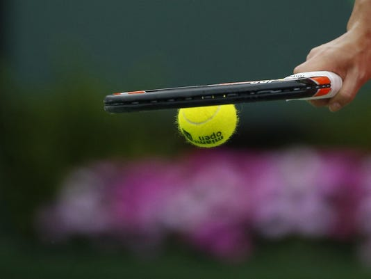 Tennis: Miami Open-Halep v Bacsinszky