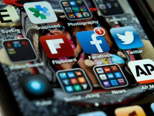 AP Social Media Teens