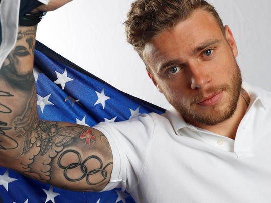 Gus Kenworthy is seeking a spot on his second Olympic