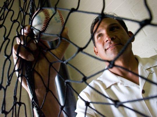 Grand Canyon baseball coach Andy Stankiewicz.