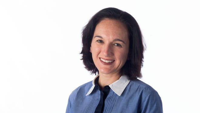 Dr. Jaclyn van Nes, 2017 Knoxville Business Journal 40 Under 40 honoree