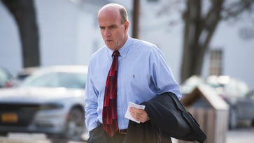 NO JURY for Cal Harris' 4th trial