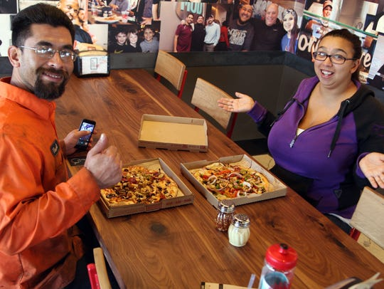 MOD Pizza opens its doors in North Salinas
