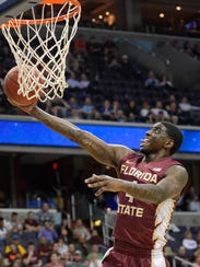 Dwayne Bacon averaged 15.8 points and 5.8 rebounds
