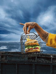 Red Robin has introduced the Wild Pacific Crab Cake
