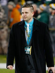 Packers executive Eliot Wolf has swiftly risen in the ranks in Green Bay.