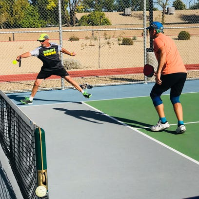 Ruidoso pickleball players bring home bronze and gold medals