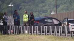 crash on 287 near rt 17 in Mahwah 12 year old ejected