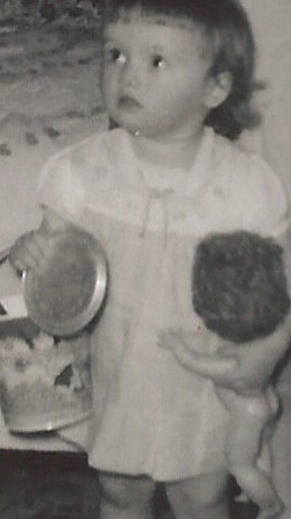 Debra Webb doll