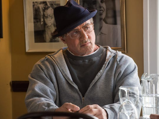 Sylvester Stallone revisits Rocky Balboa in 'Creed.'