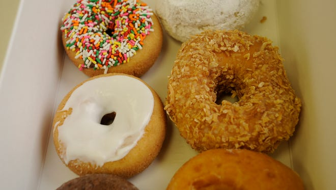 The Donut  King in West Des Moines has reopened after a five-week hiatus.