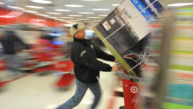 Shoppers have a love/hat relationship with Black Friday shopping, which now starts in many stores on Thanksgiving Day.