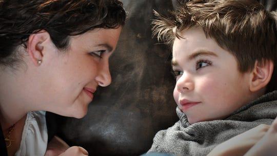 """Jackson Salemme was a """"normal"""" kid until around kindergarten,"""