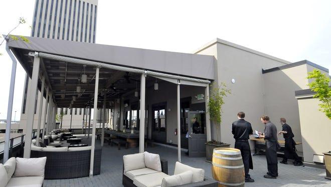 Sip Tasting Room & Rooftop Lounge.