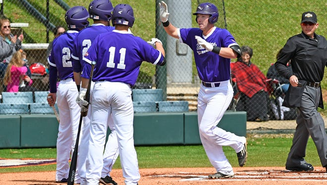 David Fry had three hits for the Northwestern State Demons on Saturday.