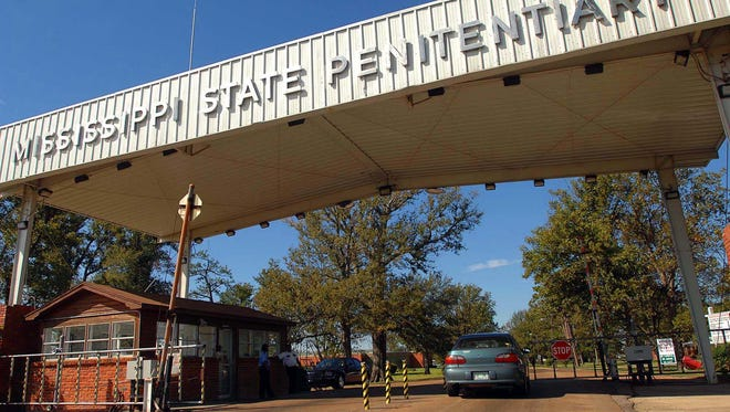 The State Penitentiary at Parchman.