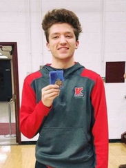 Knightstown sophomore Dylan Hiner died in a car crash