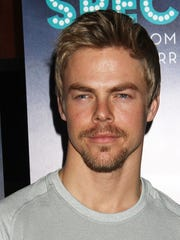 """Five-time pro winner Derek Hough will compete after all on this season of """"Dancing with the Stars."""""""