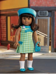 Melody swings through the 1960s for American Girl's