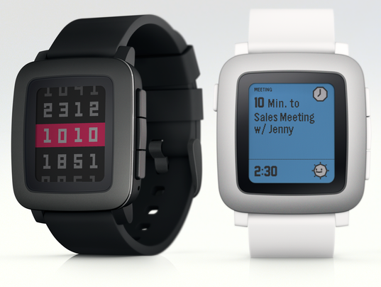 Kickstarter campaign for Pebble Time tops $9M
