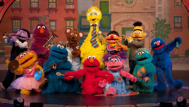 Sesame Street Live: Elmo Makes Music comes to U.S. Bank Arena this weekend.