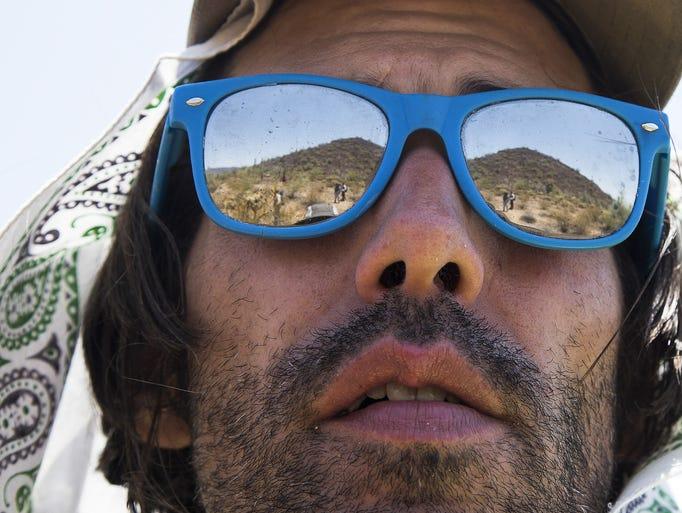 Scott Warren (seen in a June 2017 photo), anArizona