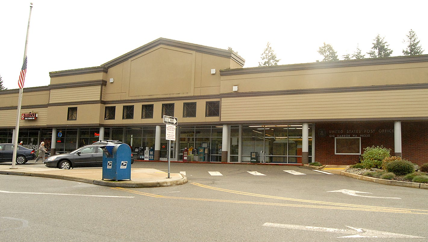 Gig Harbor Post fice in need of a new location