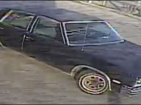 Man is wanted in connection to a Hope Hull store robbery. This is his car.