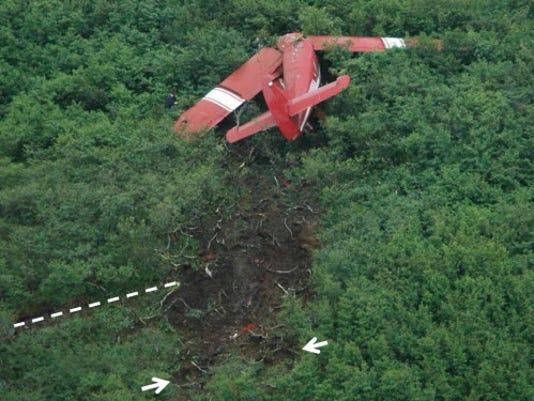 alaska plane crash - photo #12