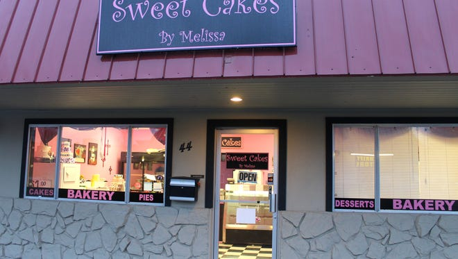 The shop front for Sweet Cakes by Melissa, a Gresham bakery, closed in 2013, but the couple continued to run the business out of their home until 2016, when it closed permanently.