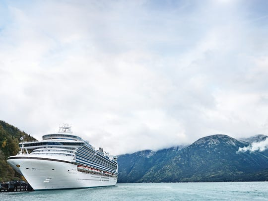 If you've never taken a cruise, a  great first voyage is through Alaska's Inside Passage. Although you'll want to get off and explore in ports of call, the beauty of the state is strikingly obvious right from the railing of your ship.