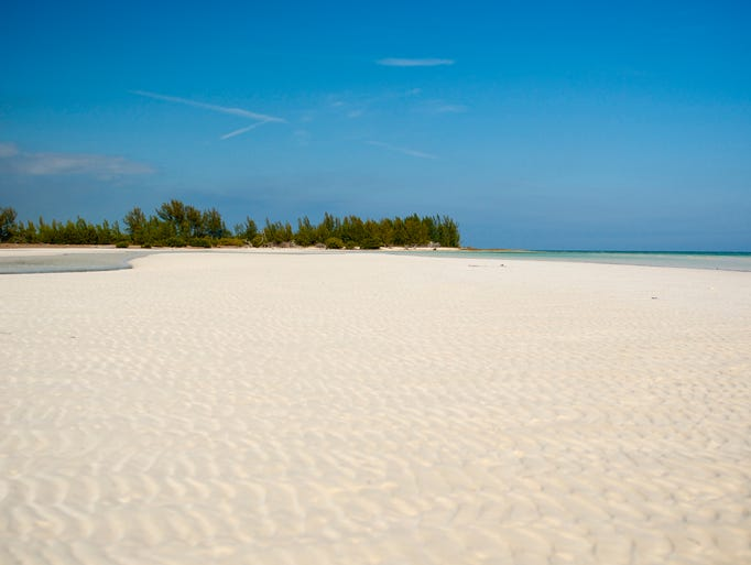 Little Abaco Island in the Bahamas comes in at #19.