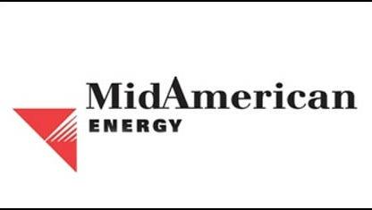 MidAmerican Energy logo.