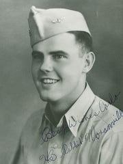 Lt. j.g. H.B. Moranville