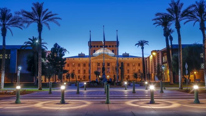 There's a new crew to wrangle the 90 lawmakers when the Arizona Legislature convenes in January. Well, mostly.