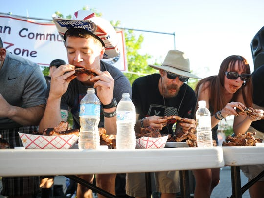 Great American Barbecue & Beer Festival | The eighth