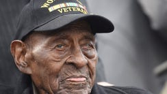 Frank Levingston,110, passed away on Tuesday.  He was
