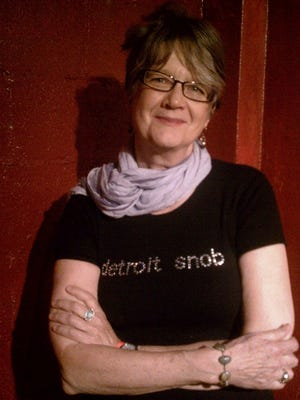 Terry Blackhawk, poet and founder of InsideOut Literary Arts Project.