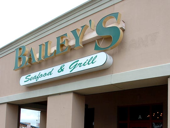 Bailey's is one of many restaurants participating in