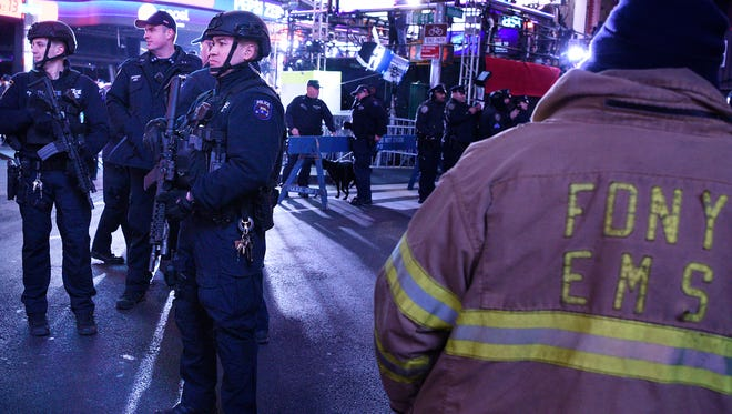 NYPD and FDNY