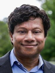 Ann Arbor businessman Shri Thanedar is a Democratic