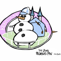 The 2015 Pegasus Pin is Out