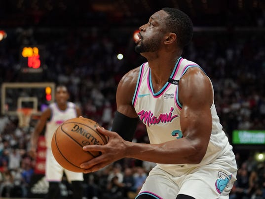 NBA: Philadelphia 76ers at Miami Heat