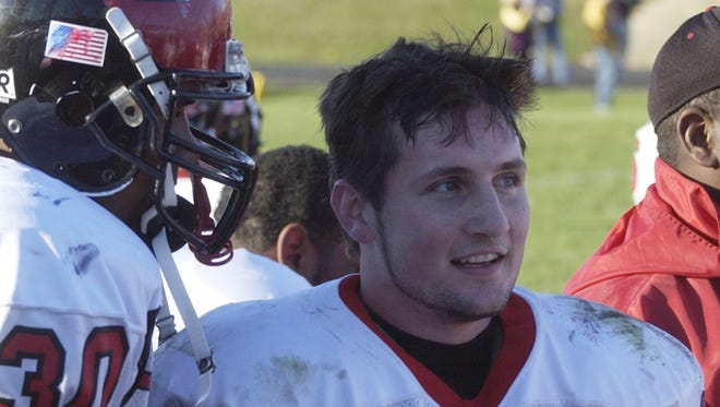 Lakeview High School and Olivet College graduate Travis Sleight will be inducted into the Olivet College Athletic Hall of Fame.
