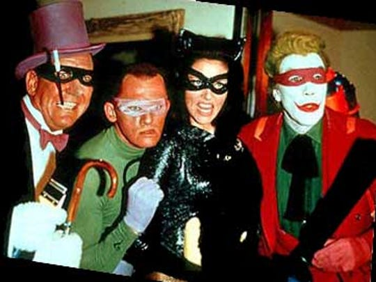 batman the movie villains