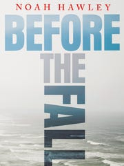 Noah Hawley's new novel, 'Before the Fall,' will be
